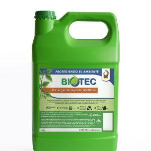 Verde Detergente Liquido Multiuso