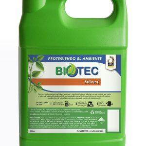 Verde Solvex Jabon quirurgico biodegradable